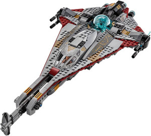 Lego-75186-Arrowhead-star-wars