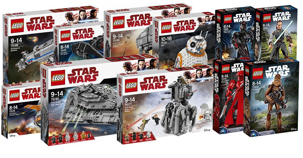 lego-star-wars-last-jedi--75176-75177-75179-75187-75188-75189-75190-75526-75528-75529-75530