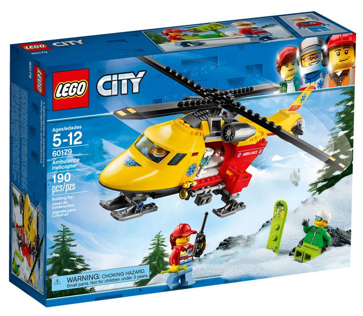 lego city 2018 six new sets were unveiled i brick city. Black Bedroom Furniture Sets. Home Design Ideas