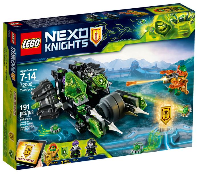 Lego Nexo Knights 2018 The Official Pictures I Brick City