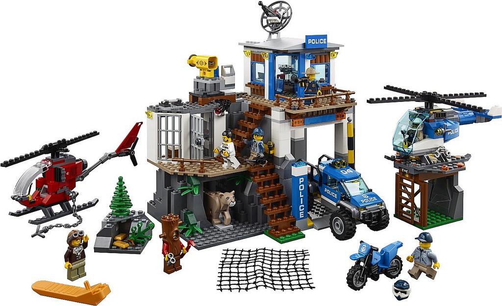 lego city 2018 more sets i brick city. Black Bedroom Furniture Sets. Home Design Ideas