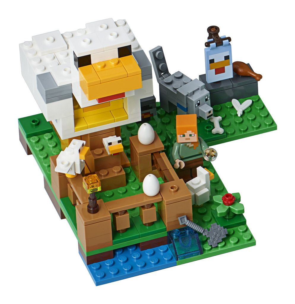 Lego Minecraft 2018 The First Pictures I Brick City