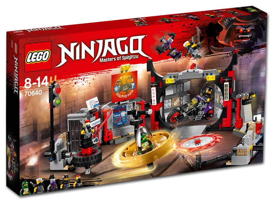 lego ninjago 2018 the first images i brick city. Black Bedroom Furniture Sets. Home Design Ideas