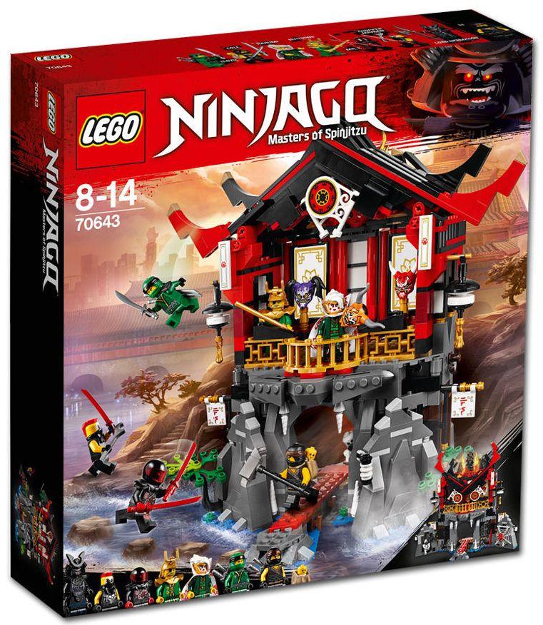 lego ninjago 2018 the first images i brick city. Black Bedroom Furniture Sets. Home Design Ideas