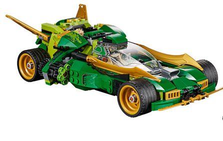 Lego 70641 Ninja Nightcrawler I Brick City