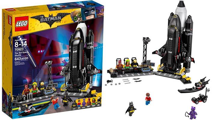 space shuttle lego batman - photo #14