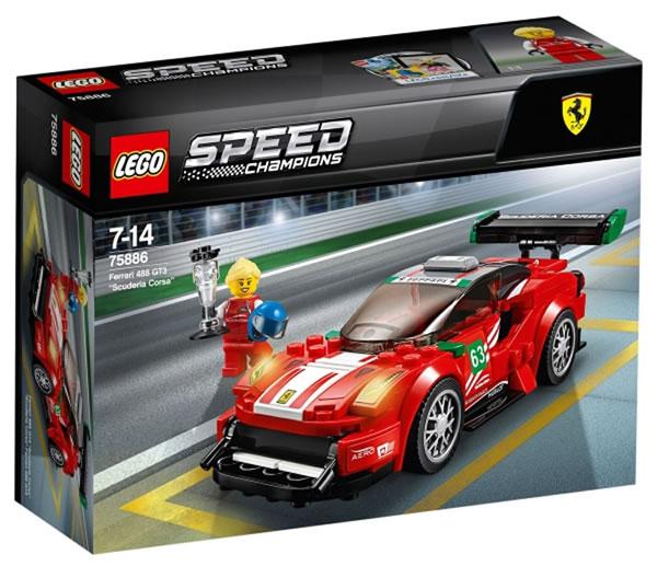 Lego Speed Champions - The 2018 Sets   i Brick City