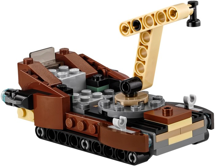75198 LEGO Star Wars Jawa Service Vehicle from Set