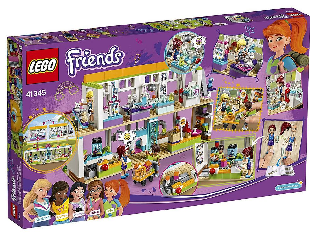 Lego Friends Summer Sets I Brick City