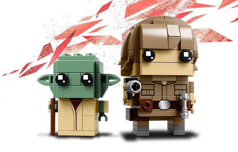 Lego Brickheadz Three New Star Wars Sets I Brick City