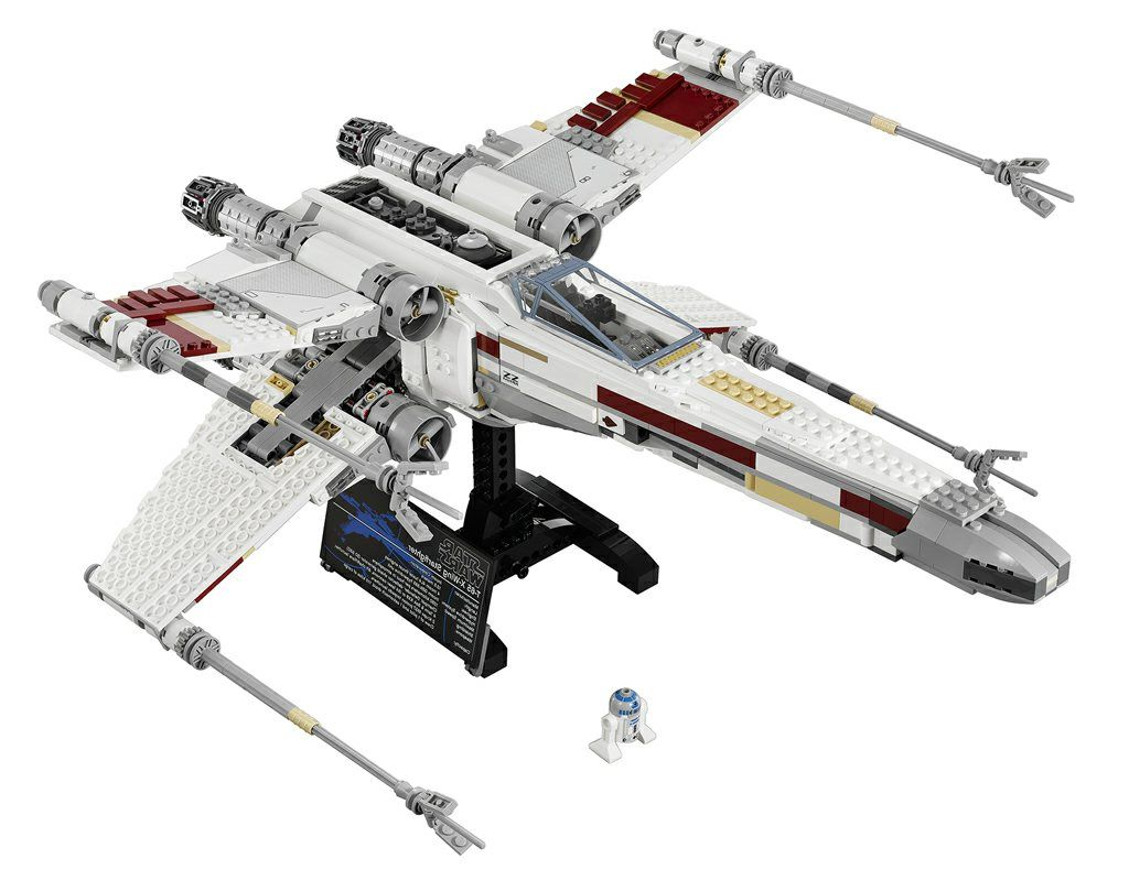 Lego 10240 Red Five X Wing Starfighter I Brick City