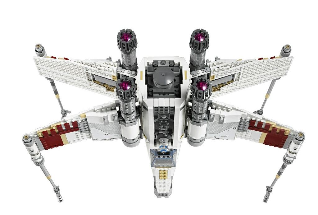 lego 10240 � red five xwing starfighter i brick city