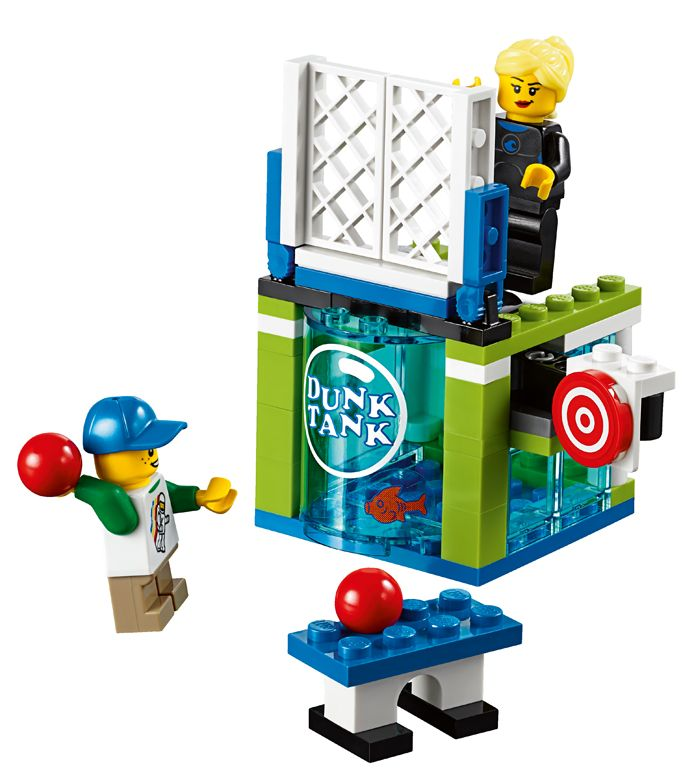 lego 10244 fairground mixer i brick city. Black Bedroom Furniture Sets. Home Design Ideas