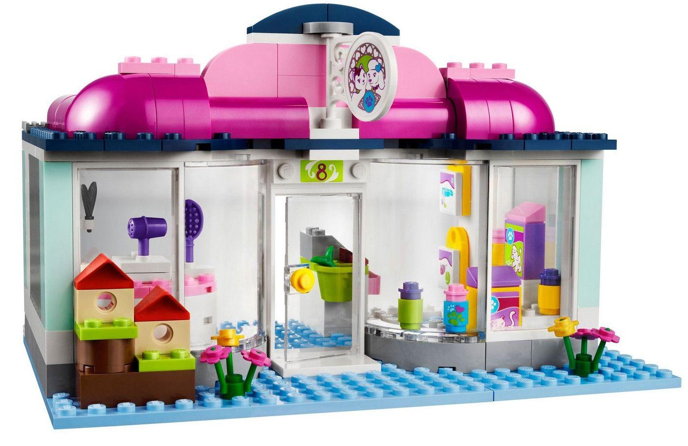 Lego Friends Food Ideas