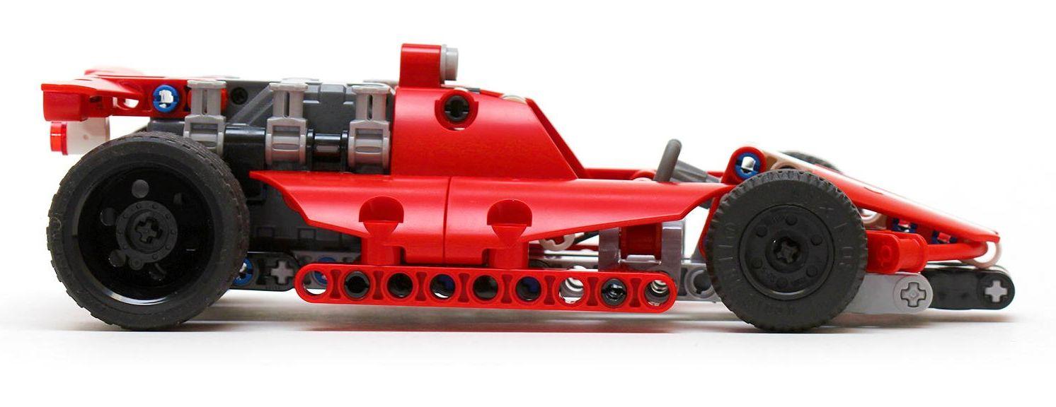 Lego Mini Race Car