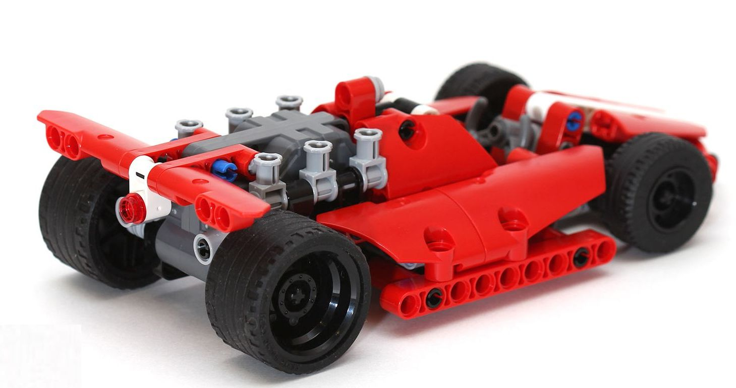 lego 42011 technic race car i brick city. Black Bedroom Furniture Sets. Home Design Ideas