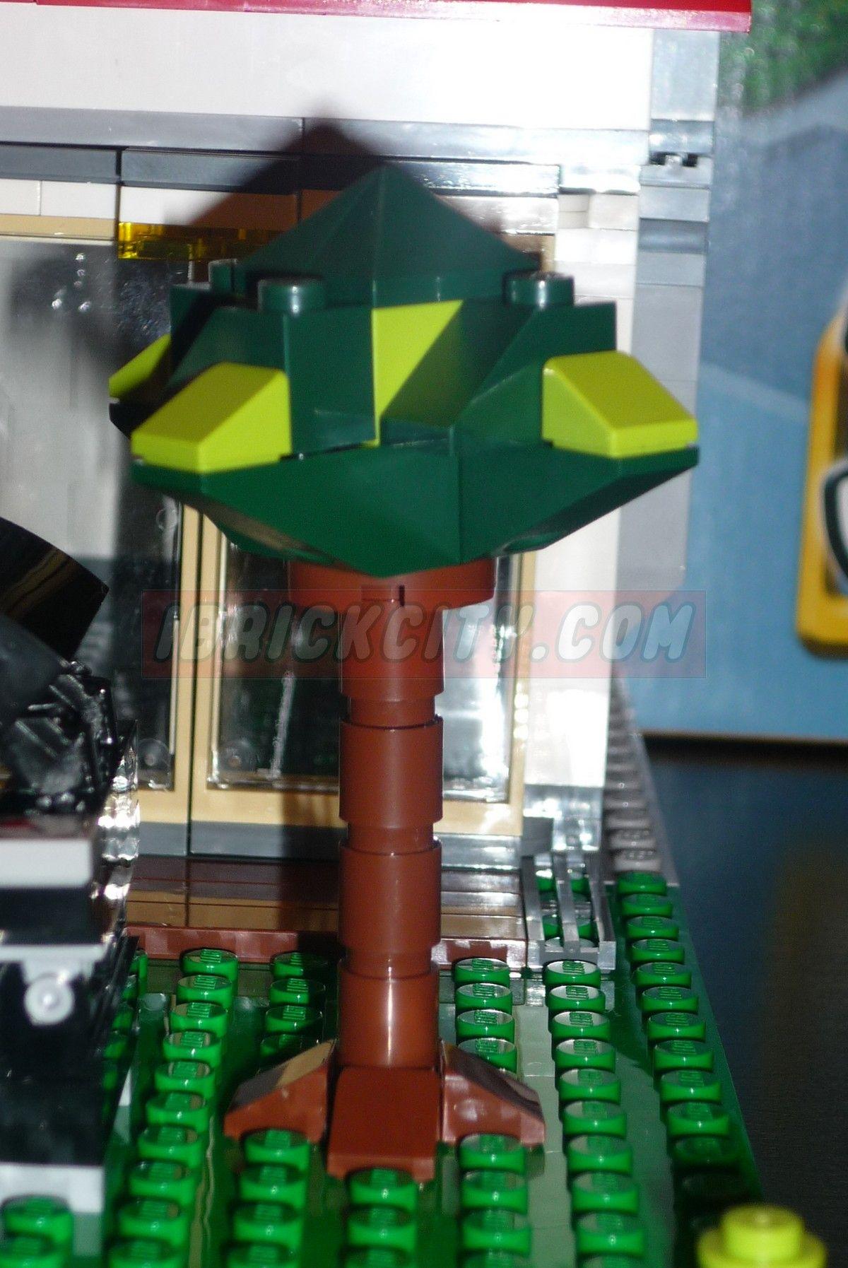 lego city 4438 robber 39 s hideout i brick city. Black Bedroom Furniture Sets. Home Design Ideas