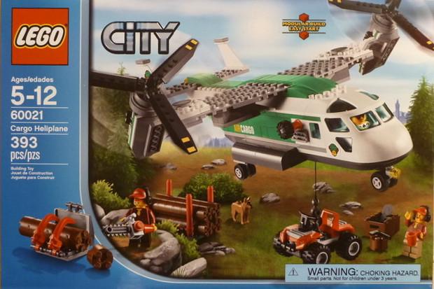 lego 60021 � cargo heliplane i brick city