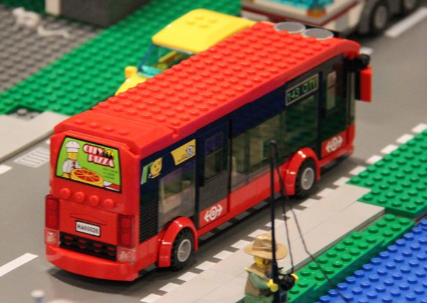 garage stop ideas - Lego – Town Square