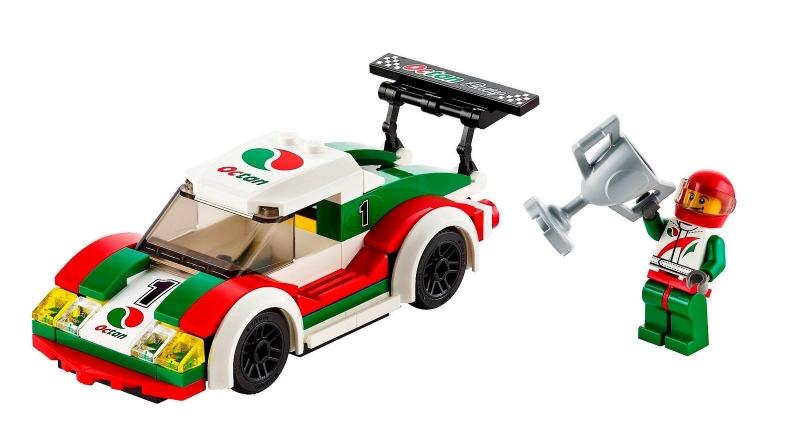 Lego 60053 - Race Car | i Brick City
