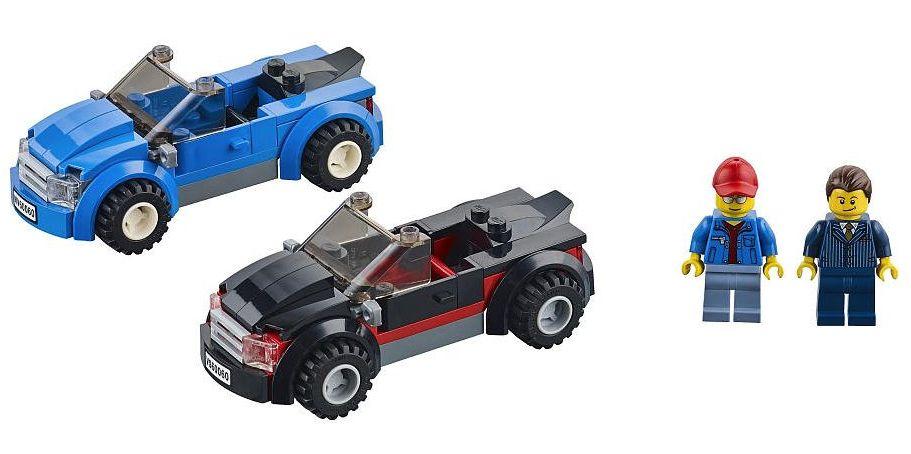 Lego 60060 auto transporter i brick city for Brick city motors reviews