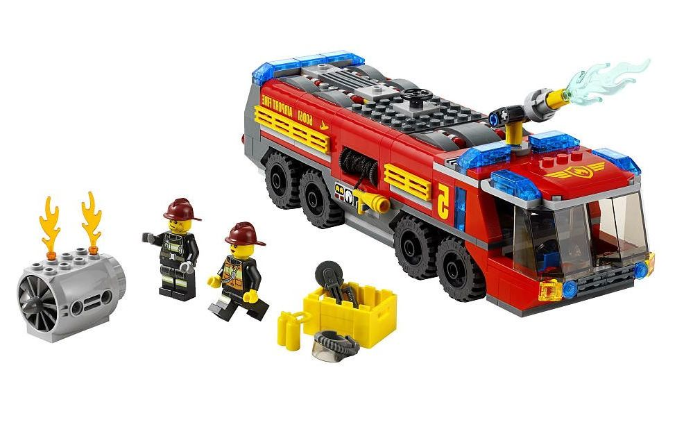 lego fire truck instructions 60023