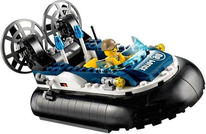 Lego 60071 Hovercraft Arrest I Brick City