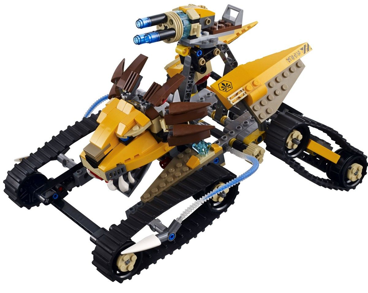 Lego 70005 – Laval's...