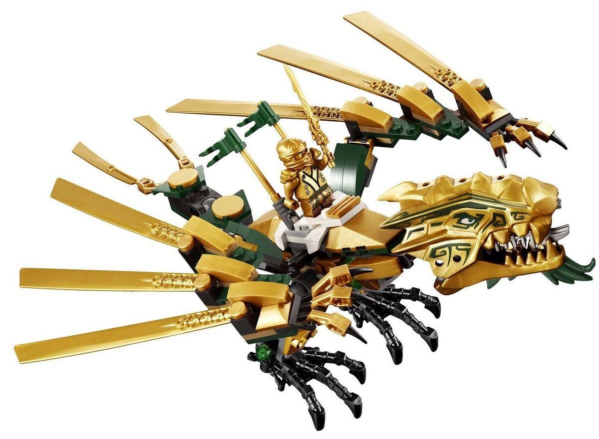 Lego 70503 The Golden Dragon I Brick City