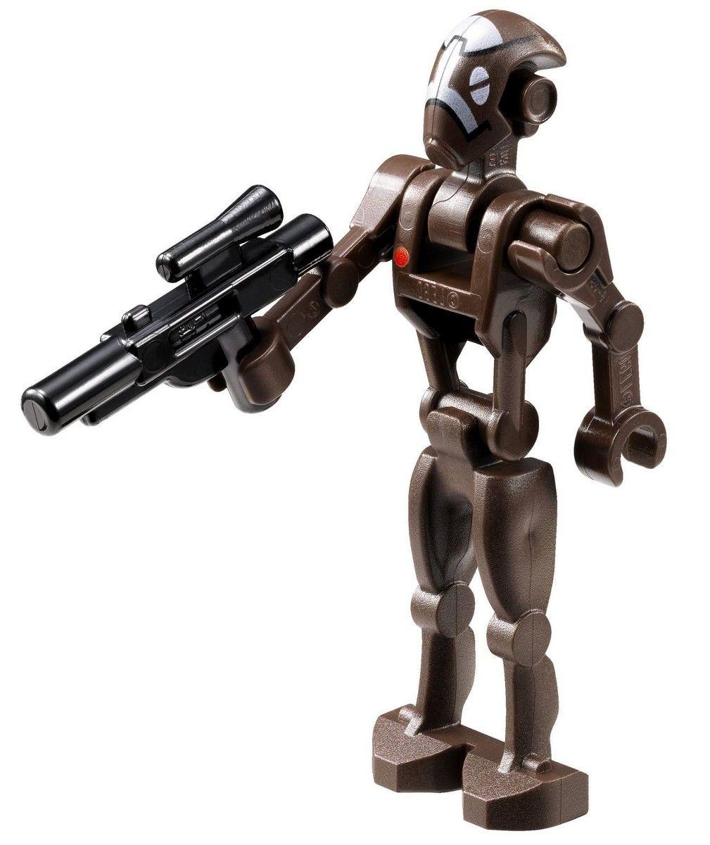 Lego 75002 at rt i brick city - Lego star wars base droide ...