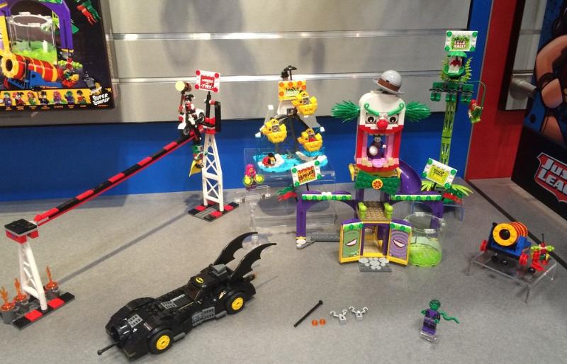 Lego 76035 Jokerland I Brick City