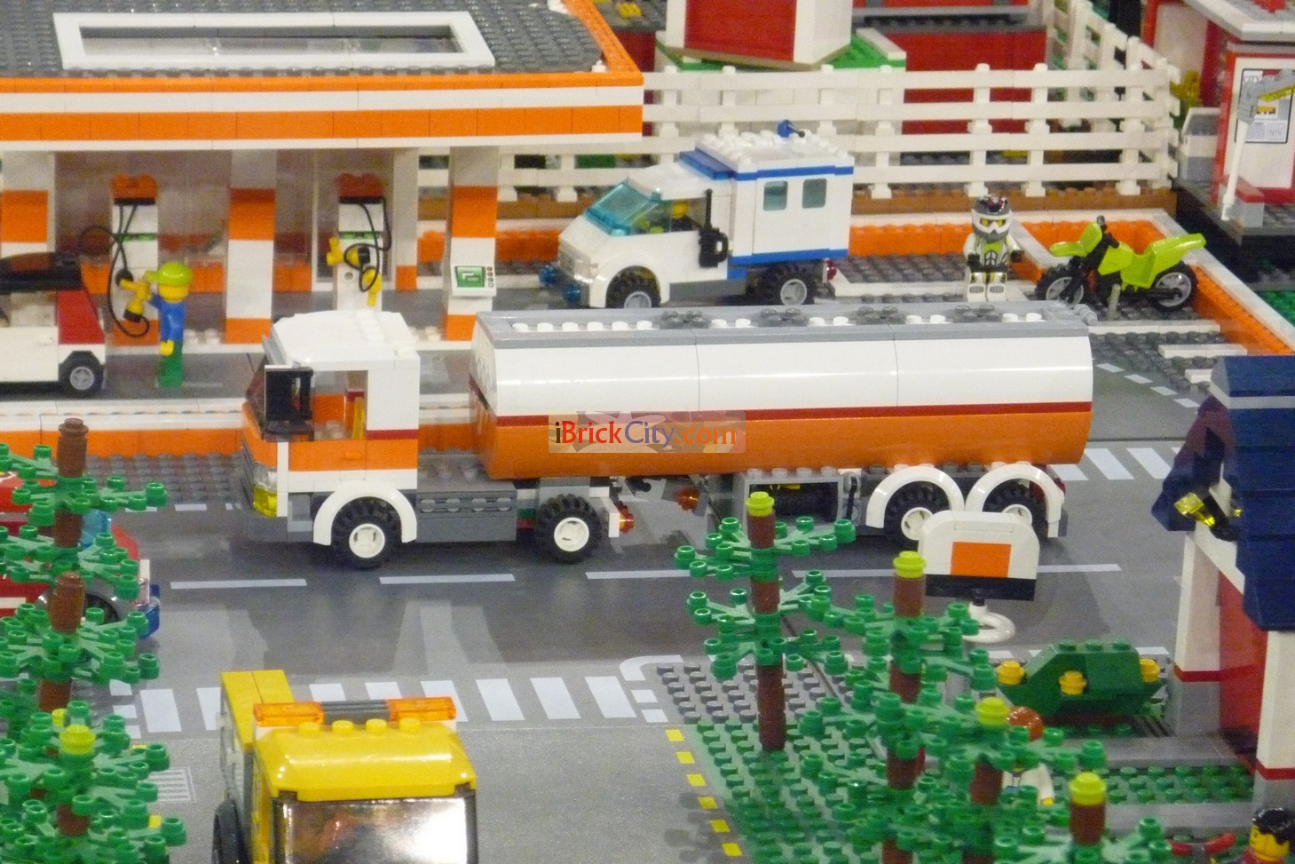 Lego fan event 2012 in lisbon part 1 city i brick city - Image lego city ...