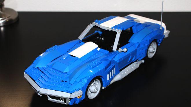 The 1969 Chevrolet Corvette Has Reached 10 000 Votes On