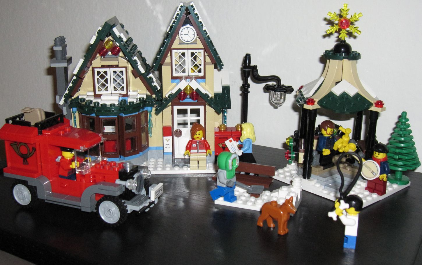Lego Seasonal 10222 Winter Village Post Office I Brick