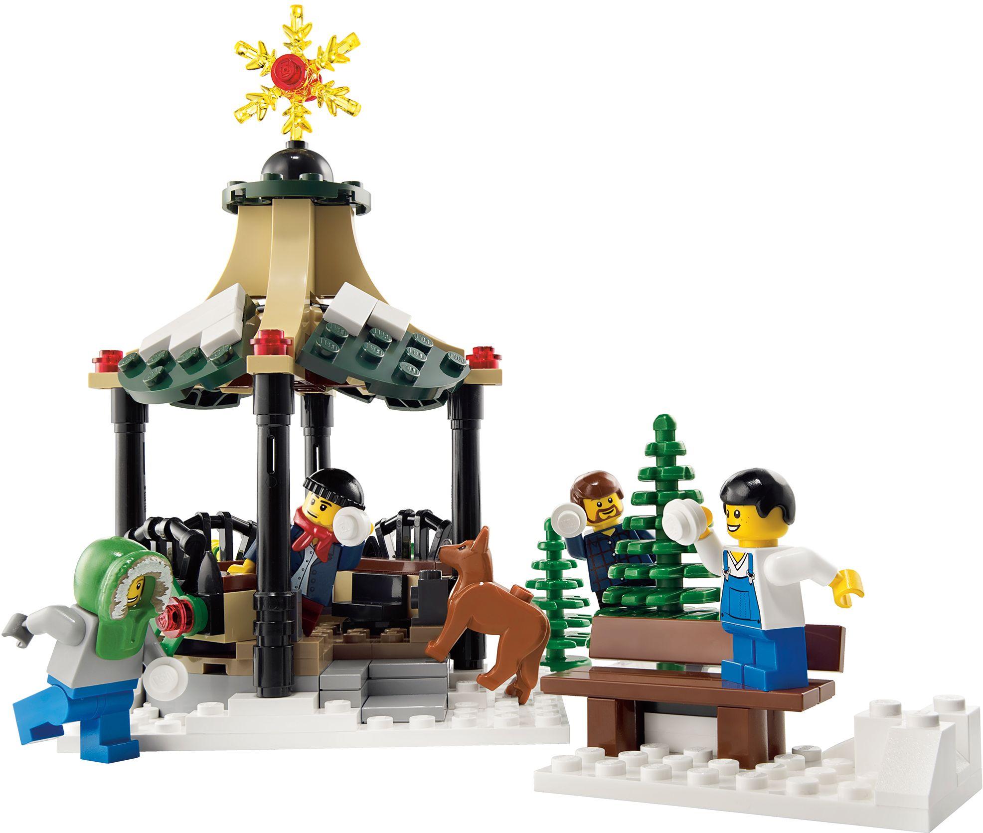 Lego Seasonal 10222 – Winter Village Post Office | i Brick ...