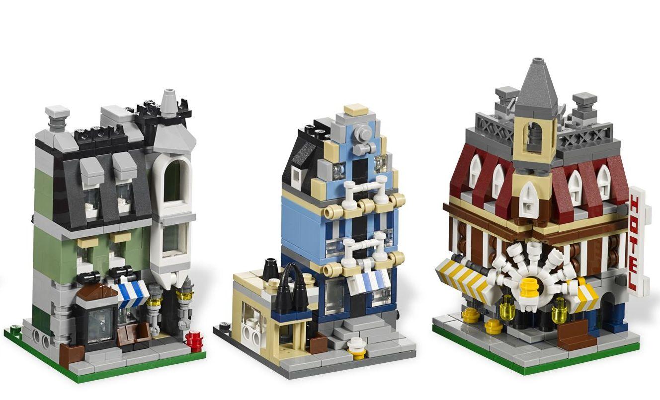 Lego 10230 – Mini Mo...