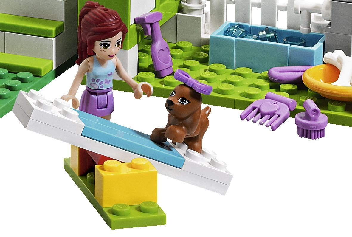 lego friends vet instructions 3188