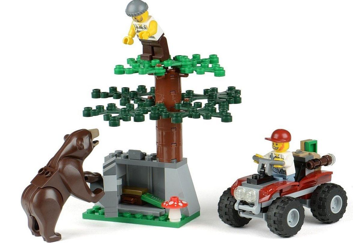 Lego 4440-1: Forest Police Station | i Brick City