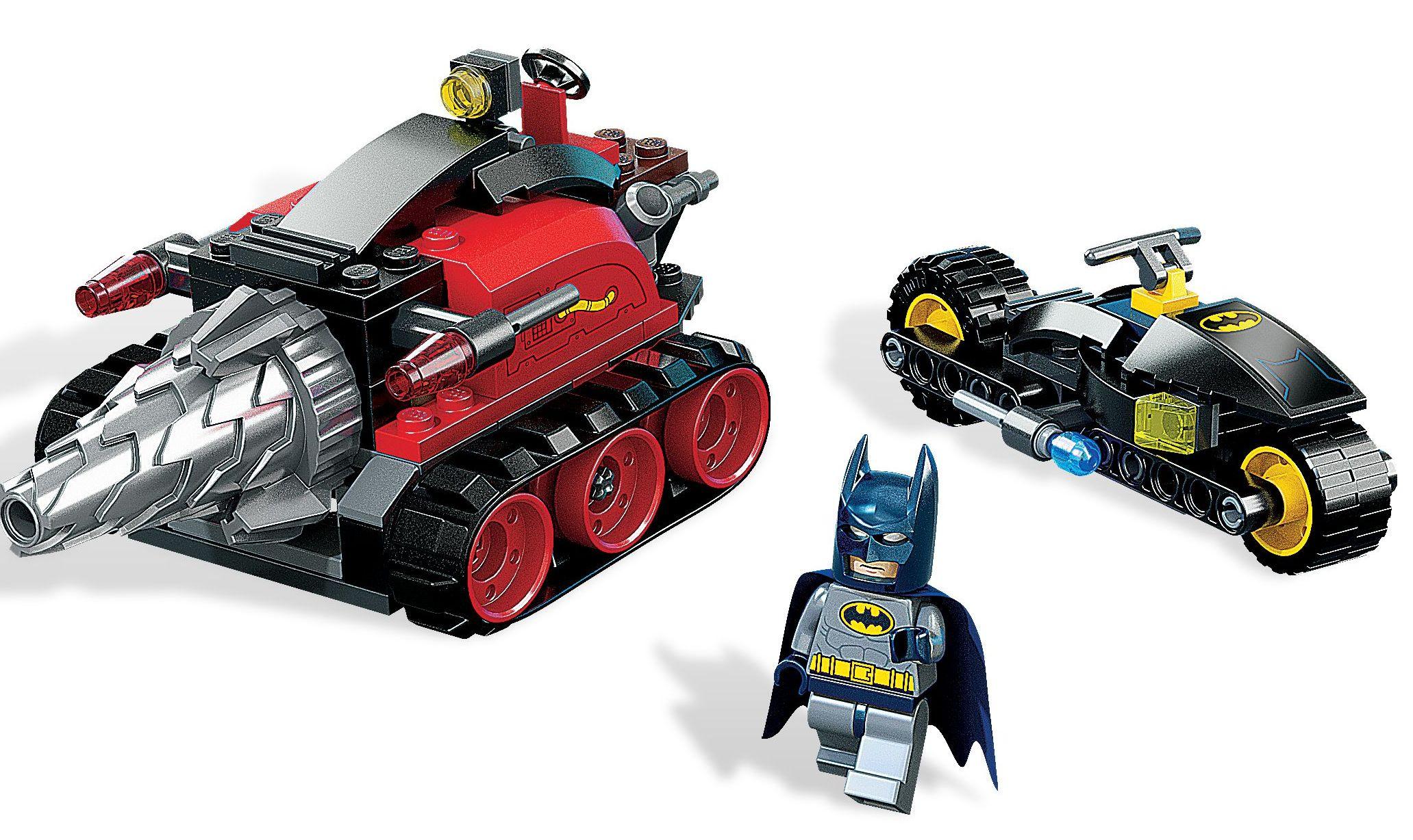 Lego super heroes 6860 the batcave i brick city - Logo super heros ...