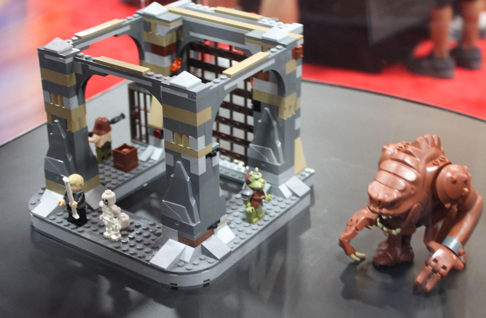 Lego 75005 Star Wars The Rancor Pit I Brick City