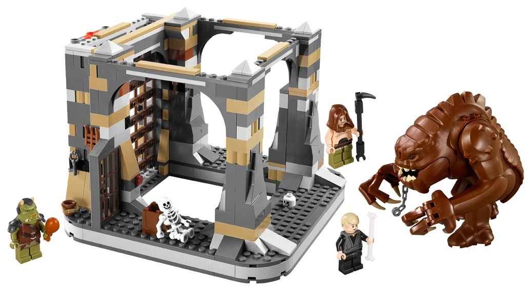 Lego 75005 Star Wars The Rancor Pit I Brick City