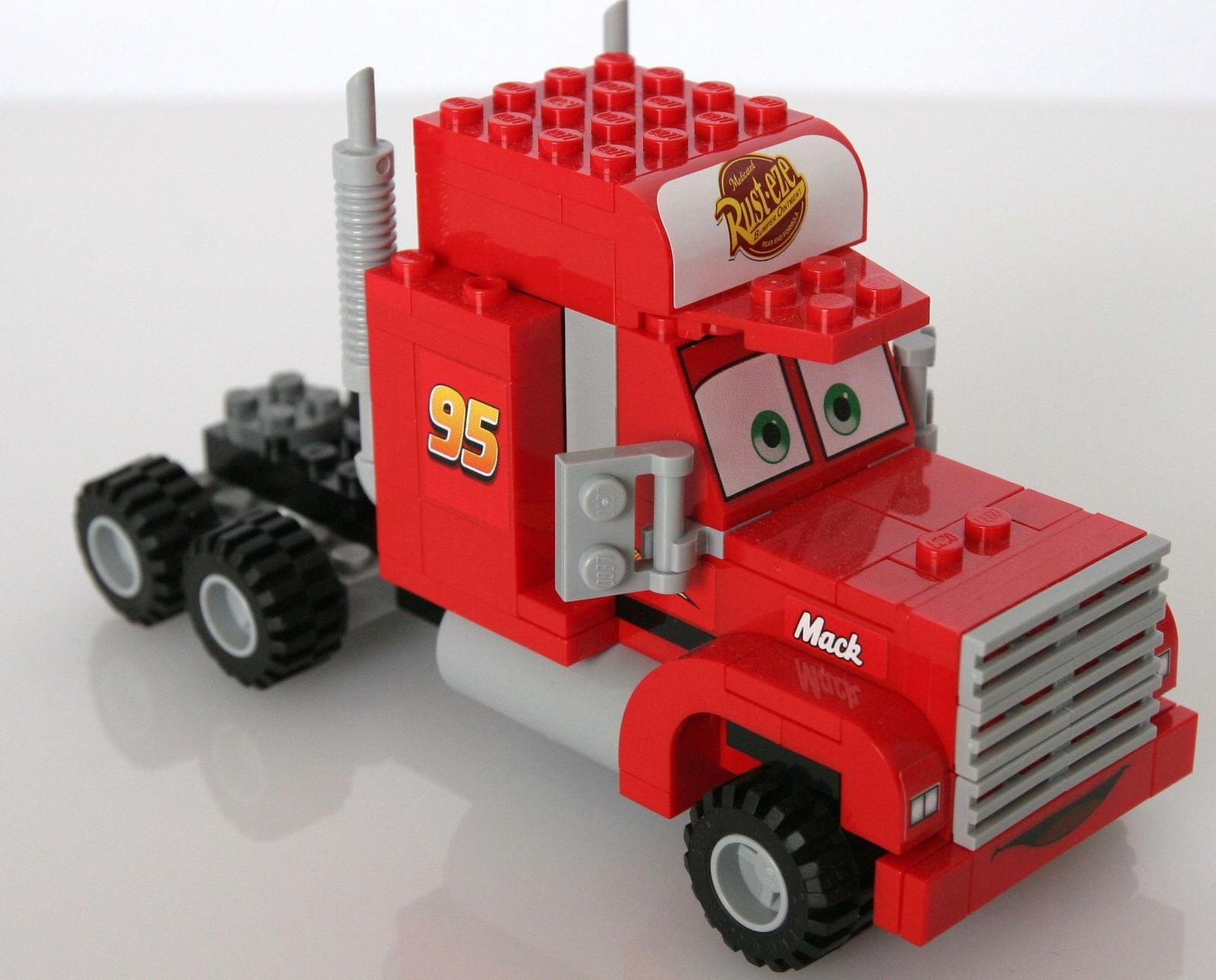 Mack The Truck Cars
