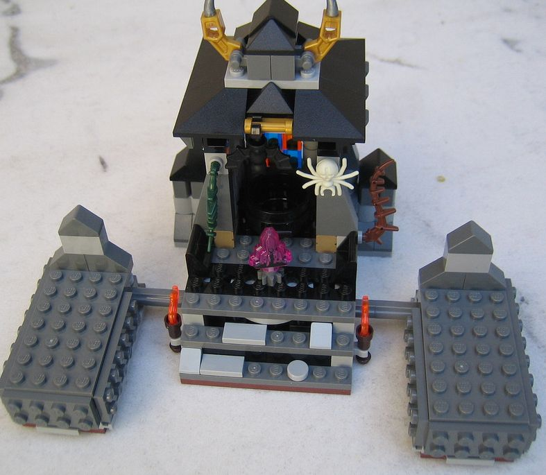 Lego Monster Fighters 9465 The Zombies I Brick City