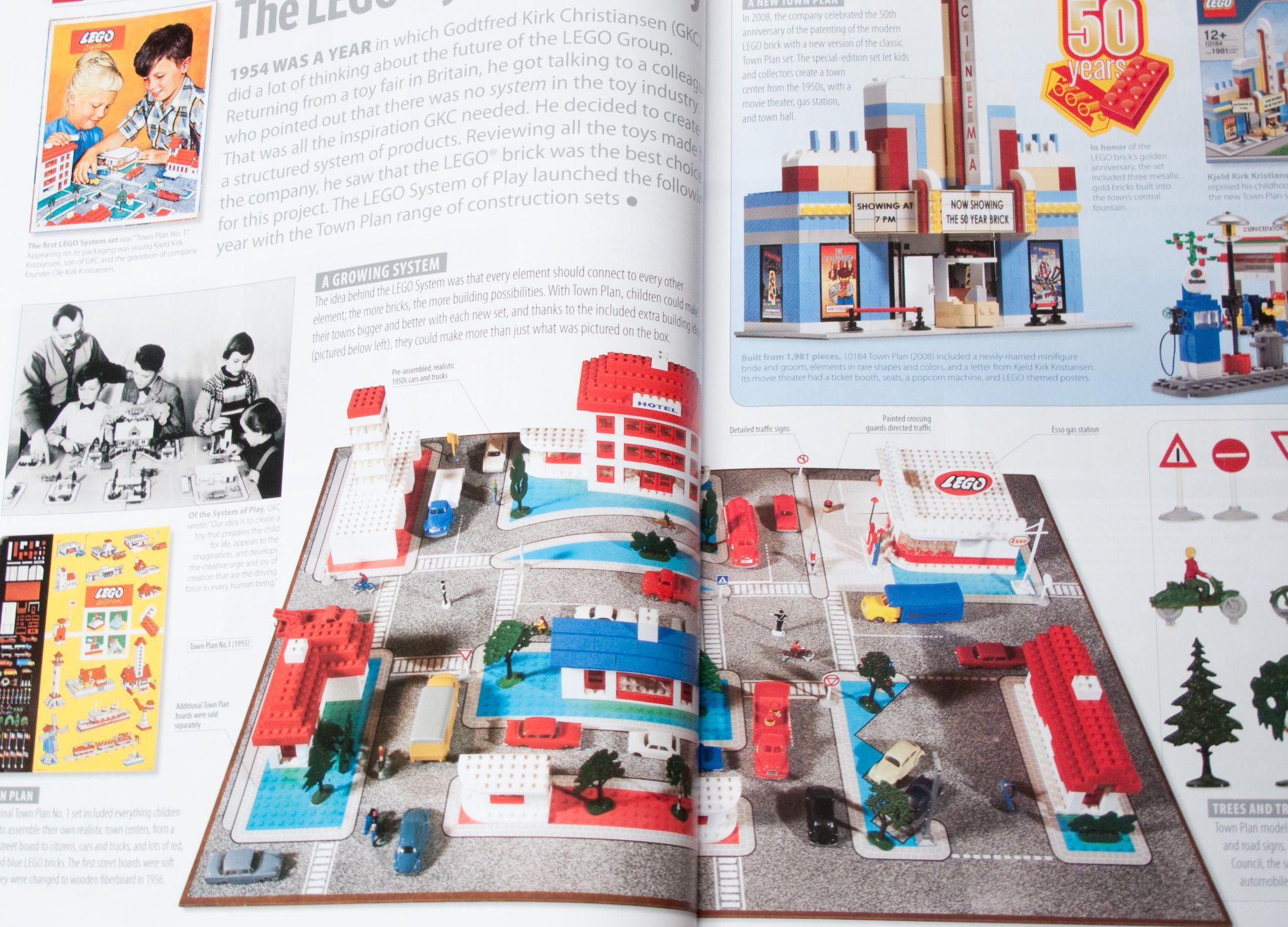lego book revised i brick city. Black Bedroom Furniture Sets. Home Design Ideas