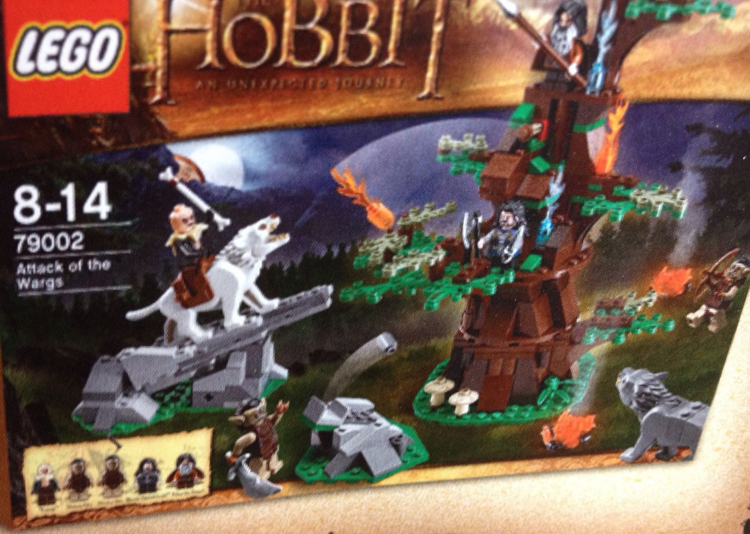 Lego Lord Of The Rings New 2013 Hobbit Sets I Brick City