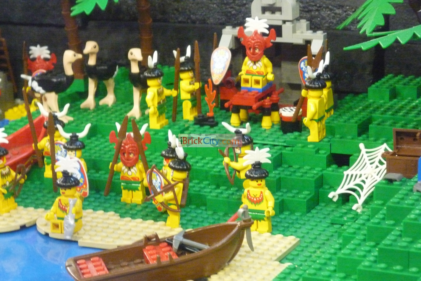Lego Fan Event 2012 In Lisbon Part 4 The Pirates I