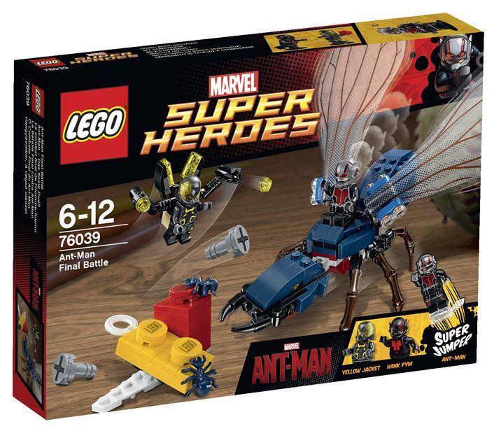 Lego super heroes official images of the summer set wave - Jeux ninjago final battle ...