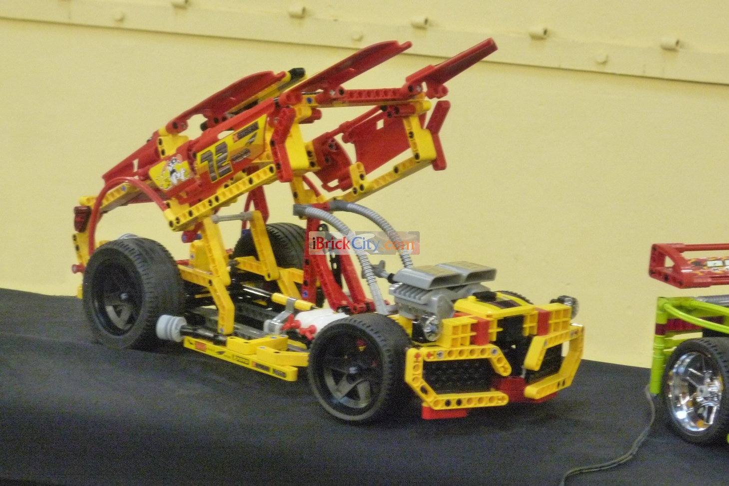 Lego Fan Event 2012 In Lisbon Part 7 Technic I Brick City