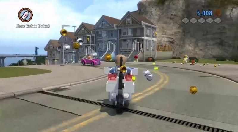 Wii U Game Trailer : Lego city undercover wii u a new game trailer i brick