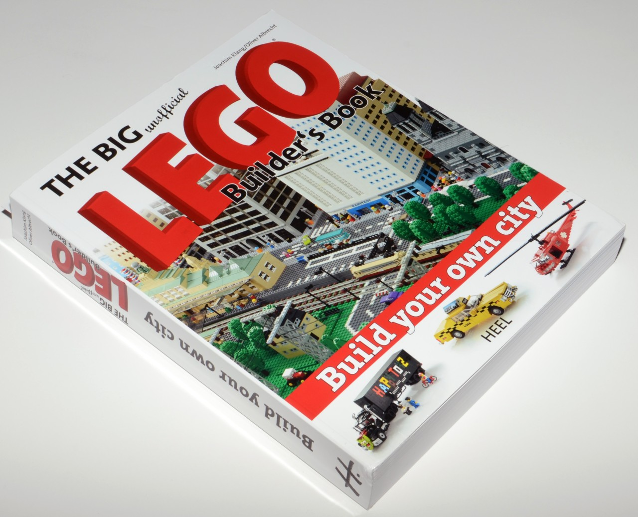 Build Your Own City Lego Book